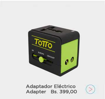 Adaptador Eléctrico Adapter