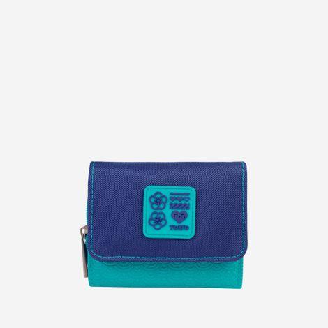 billetera-para-mujer-en-lona-oreca-azul-Totto