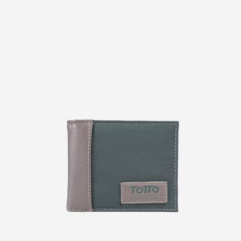 billetera-para-hombre-en-lona-pu-leather-halvo-verde-Totto