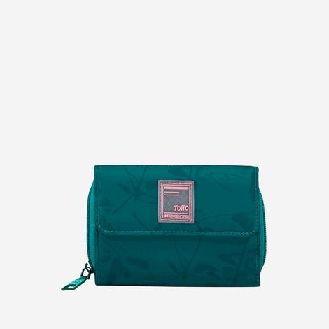 billetera-para-mujer-en-lona-sarir-verde-Totto