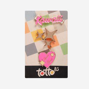 pin-para-nina-metalico-helado-corazžn-super-star-kawaii-estrellas-hisoka-set-x-3-rosado-Totto
