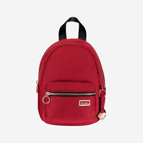 mochila-para-mujer-neopreno-mantis-rojo-Totto