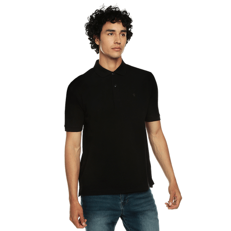 polo-para-hombre-spencer-negro-negro-black