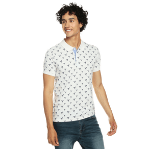 polo-para-hombre-mini-print-taux-estampado-som-taux-white-mini-bird-print