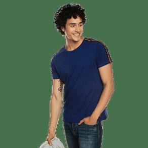 camiseta-para-hombre-tapety-azul-blueprint