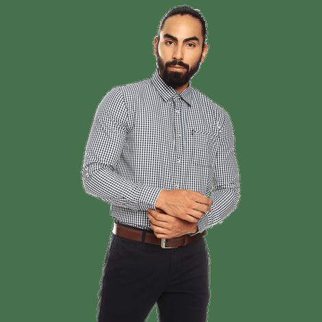 camisa-para-hombre-manga-larga-cuadros-kansas-estampado-uem-kentucky-blue-checks