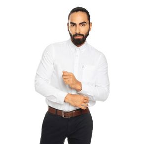 camisa-para-hombre-manga-larga-oxford-chelo-blanco-blanco-white