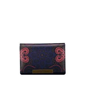 Billetera-para-Mujer-en-Pu-Leather-Estampada-Sinistra