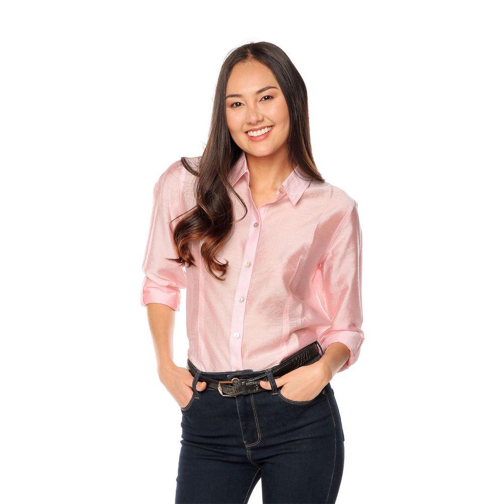 mejor selección f0517 09a4d Camisa para Mujer Manga Larga Tulan