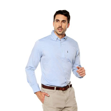 Camisa-para-Hombre-Cuello-Button-Down-Regular-Fit-Chelo