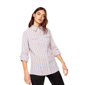 Camisa-para-Mujer-Manga-Larga-Gevange