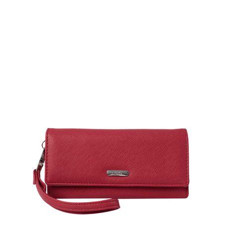 Billetera-para-mujer-con-sistema-rfid-blocker-y-compartimiento-porta-celular-lena-rojo