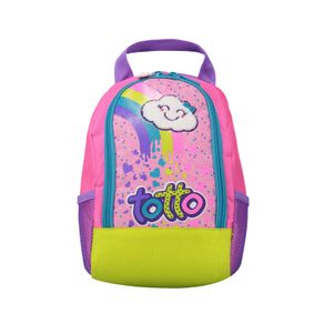 Lonchera-Mochila-para-nina-magic-rainbow-rosado