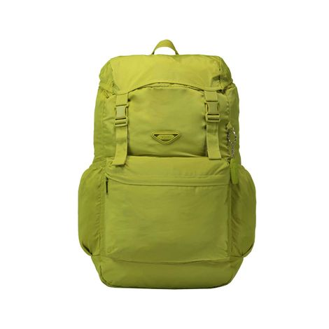 Mochila-liviano-collapsible-para-viaje-collapse-verde